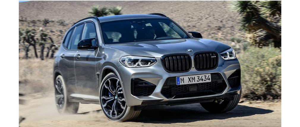 El BMW X3 M 2020 es otro súper SUV