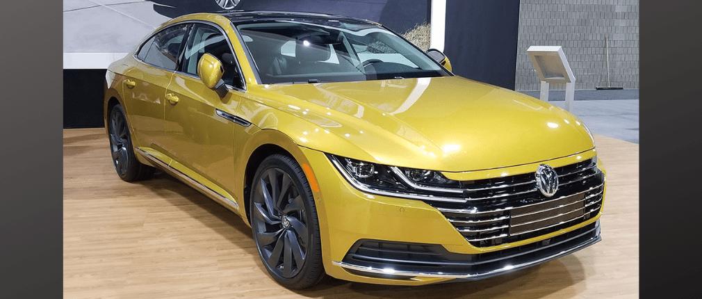 El magnífico Volkswagen Arteon 2019