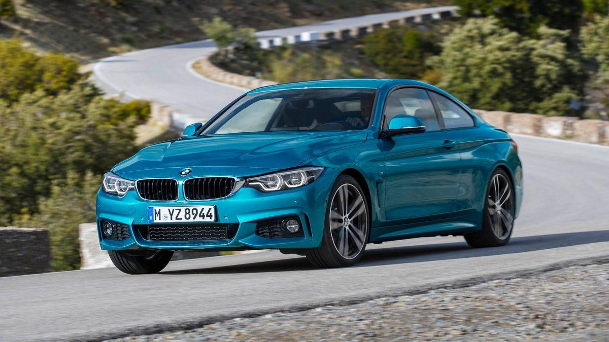 BMW cambia el nombre de la serie 3 del coupe