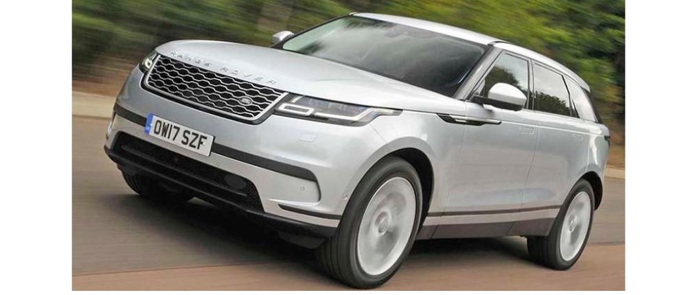 Land Rover electrico