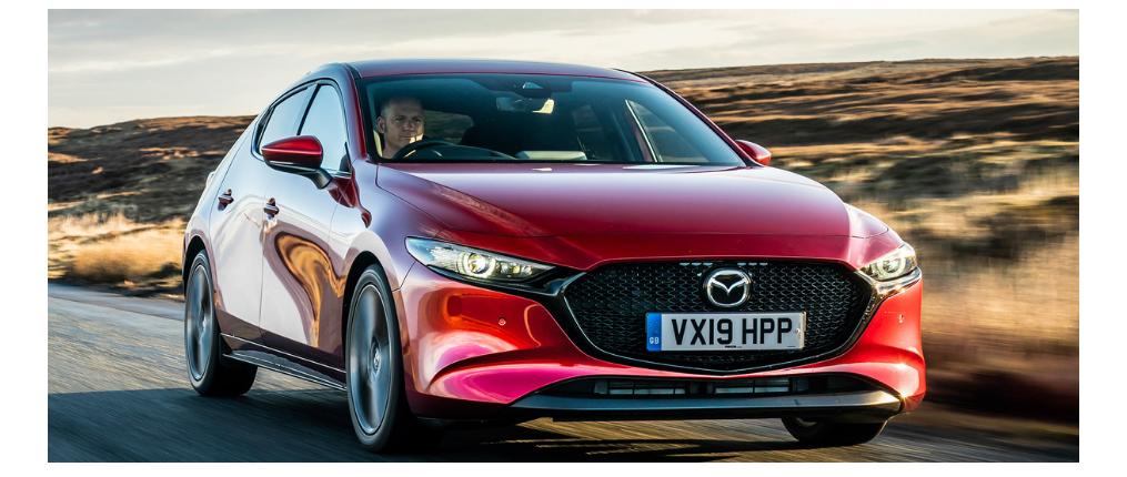 Mazda ¿premium?