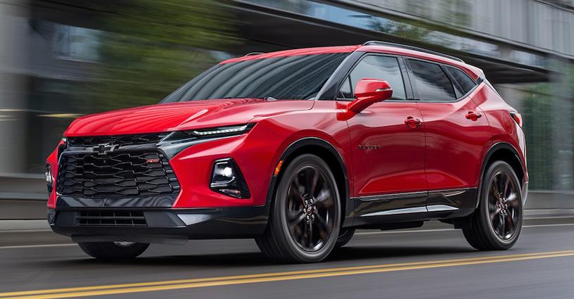 Chevrolet Blazer 2019 reinventar el SUV para un mundo CUV