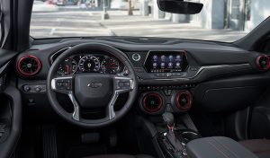 Dashboard-Chevrolet-Blazer-2019