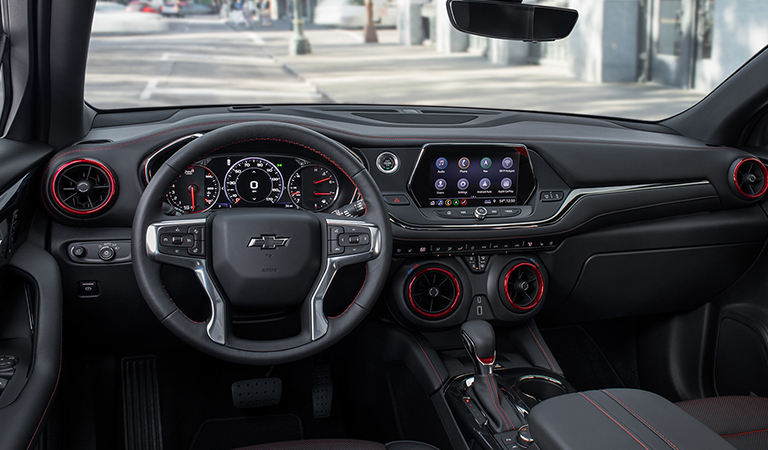 Dashboard-Chevrolet-Blazer-2019