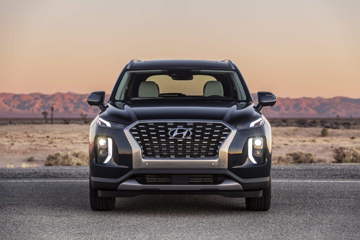 El SUV Hyundai Palisade 2020 parce tenerlo todo