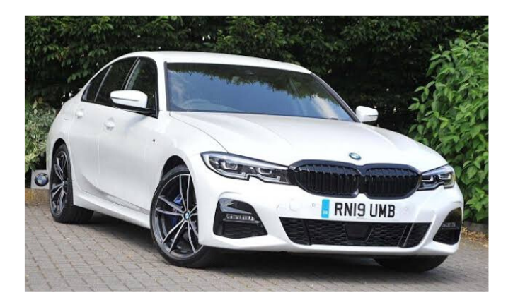 BMW 320d Xdrive M Sport 2019