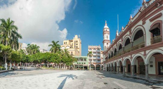 Manejar desde CDMX en Veracruz